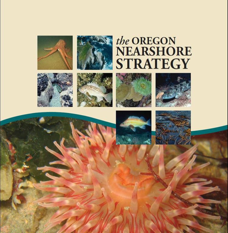 Oregon Nearshore Strategy cover